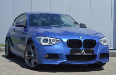 BMW 114i High Executive M-sportpakket